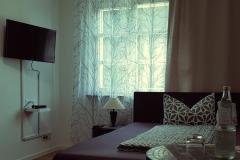 Bett im Gut-Lauterbad Hotel