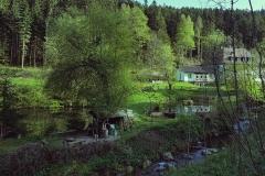 Außenanlage Gut-Lauterbad Hotel